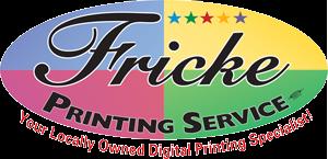 Fricke Printing logo