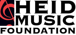 Heid Music Foundation logo